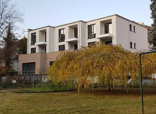 Moderne, helle 2 Zi-NB-Stadtwohnung mit Terrasse und Gartenfläche in Aschaffenburg