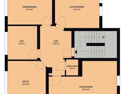 mietwohnungen cainsdorf wohnungen mieten in zwickau. Black Bedroom Furniture Sets. Home Design Ideas