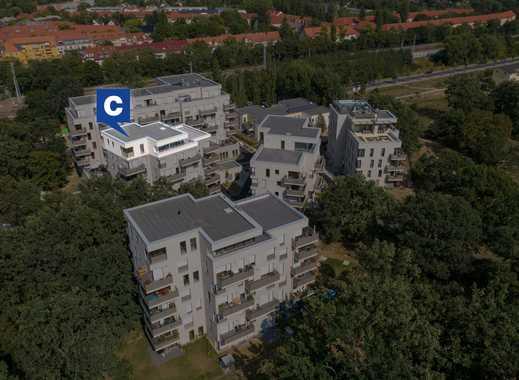 Perfekt großes Penthouse mit tollem Ausblick - Ruhig und dennoch zentral