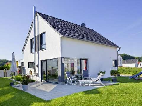 Haus Escher - Viel Raum und Privatsphäre - auf kleinem Grundstück ...