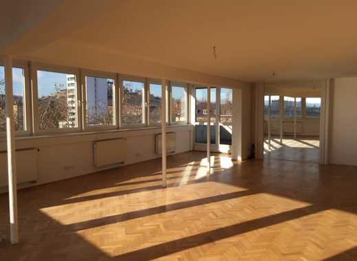 Sehr geräumige 2-Zimmer-Loft-Wohnung zur Miete in Würzburg