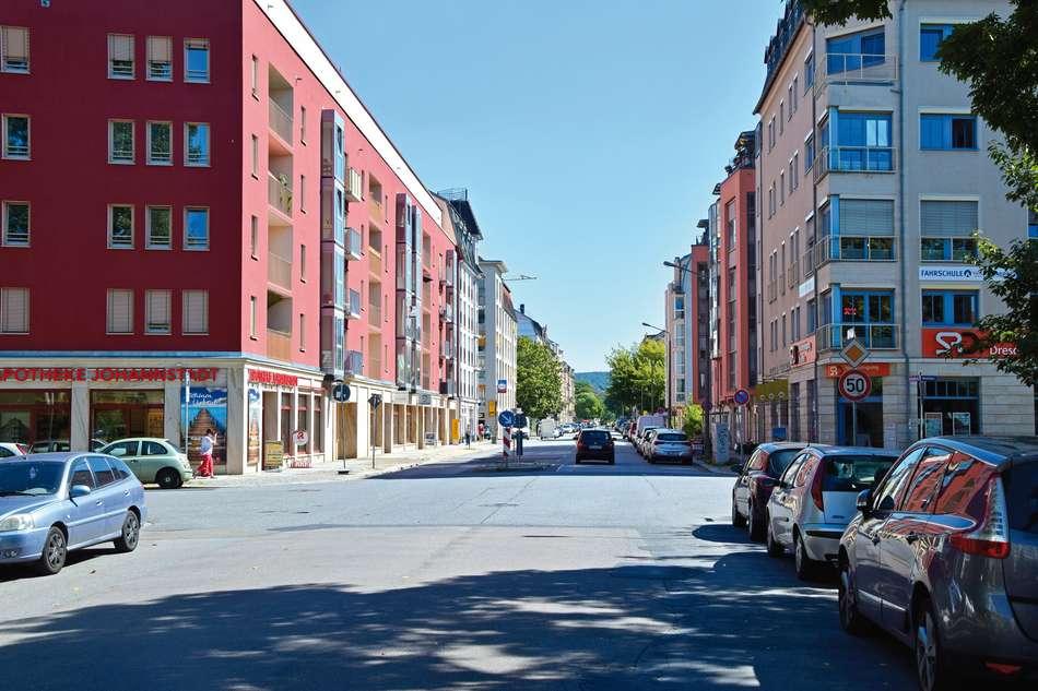 Pfotenhauer Straße
