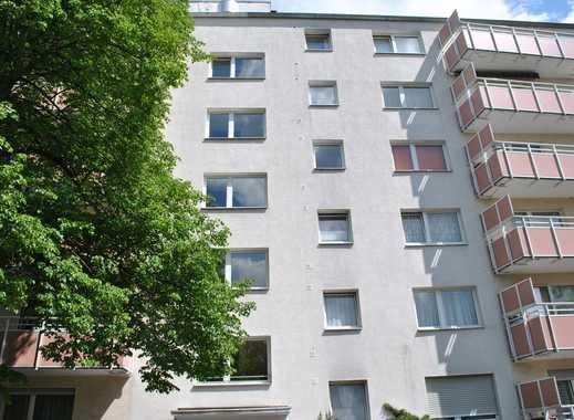 Gepflegte 3 Zimmer Wohnung in Mehrfamilienhaus in Offenbach Ost