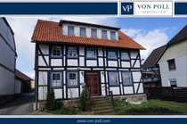 Renovierungsbedürftiges Fachwerkhaus mit 5 Wohneinheiten
