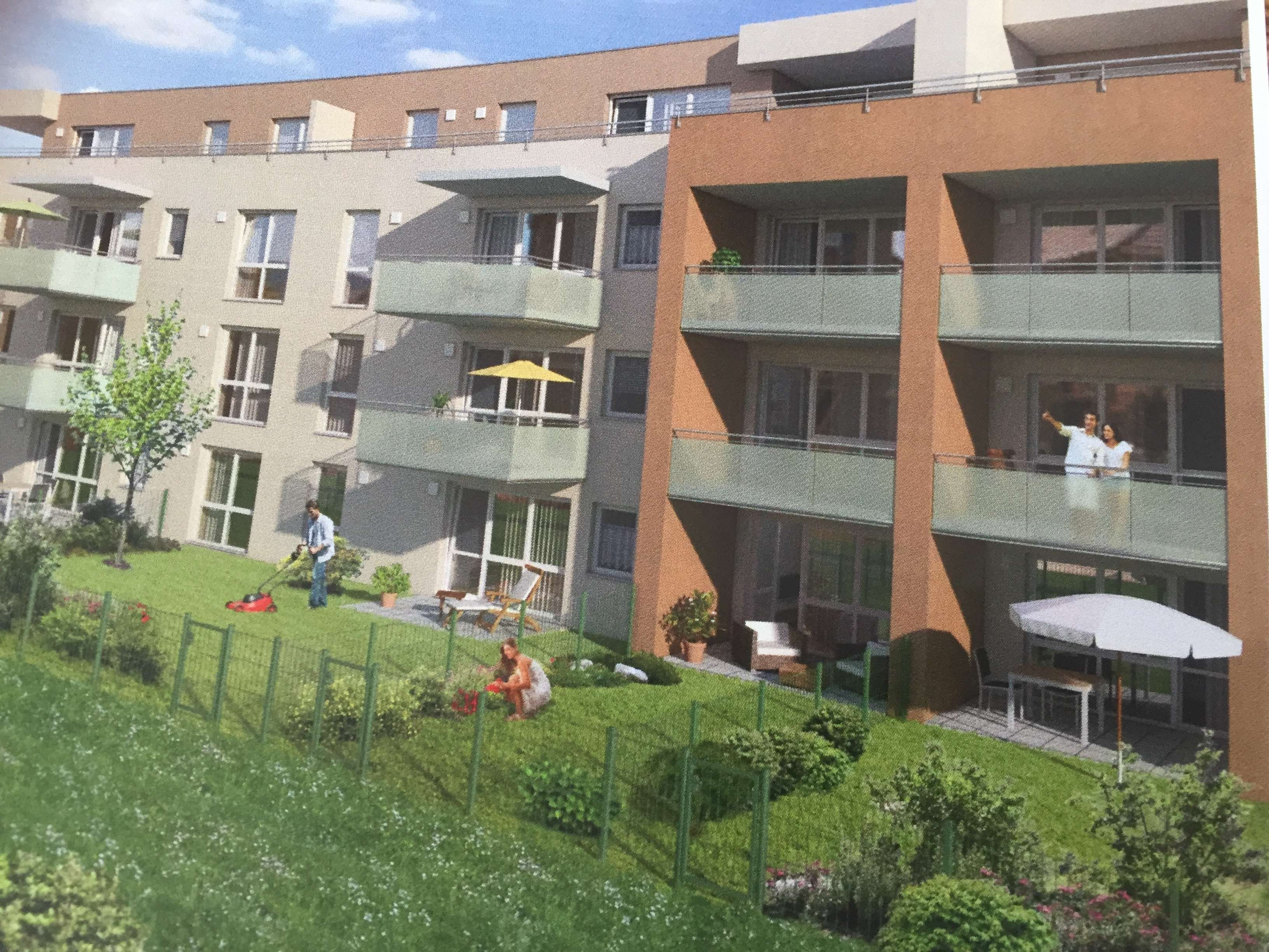 Exklusive, neuwertige 3-Zimmer-Wohnung mit Balkon und EBK in Augsburg nähe Uniklinik in Kriegshaber (Augsburg)