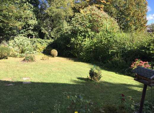 freistehendes Haus mit großem Sonnengarten (Schweinheim), befristet