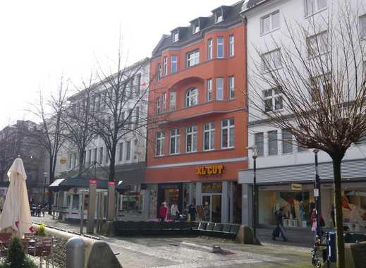 1-A Lage in der Fußgängerzone von Hagen