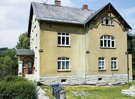 Fabrikantenvilla im Grünen in Bad Brambach