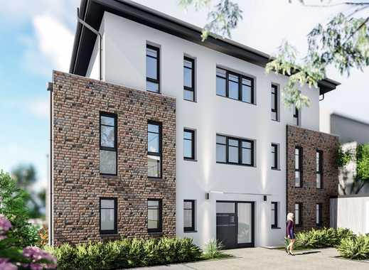 Neubau-Wohnung in zentraler Lage