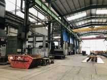Industrie-Halle - mit Kranbahn - courtagefrei zu