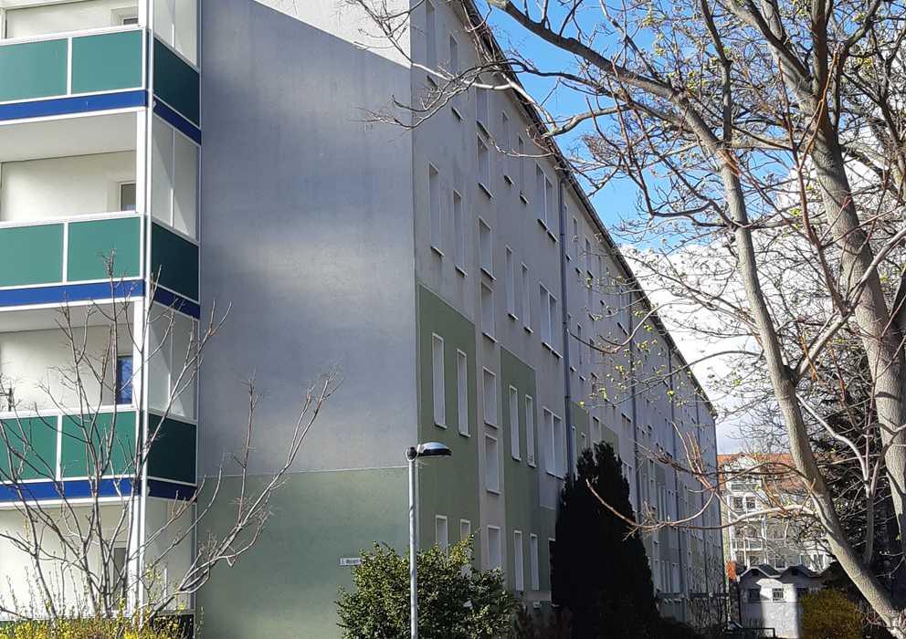 2-Zimmerwohnung mit großem Süd-Balkon