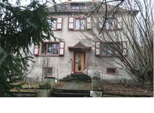 Schöllkrippen - Stadtvilla zu verkaufen