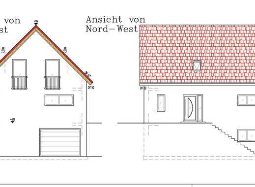 Einfamilienhaus in zweiter Reihe