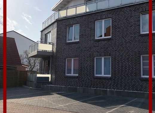 Zentrale 2,5 Zimmer Wohnung mit Fußbodenheizung und Balkon  im 1. OG zu vermieten