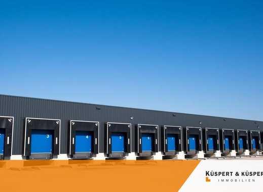 Logistikgeeignete Lagerflächen mit hervorragender Autobahnanbindung