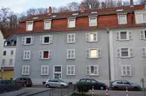 Gepflegte 3-Raum-Dachgeschoss Wohnung mit Einbauküche