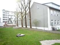... und grünen Innenhof