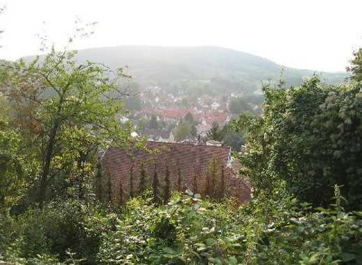 Traumgrundstück in Rotenberg