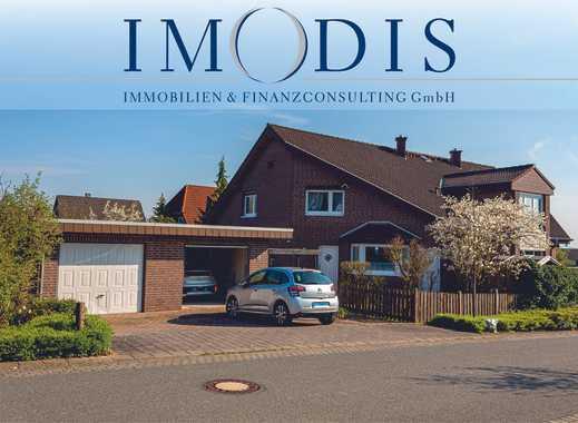 Großzügig Wohnen wie im Haus - Architektenhaus in Bad Münder