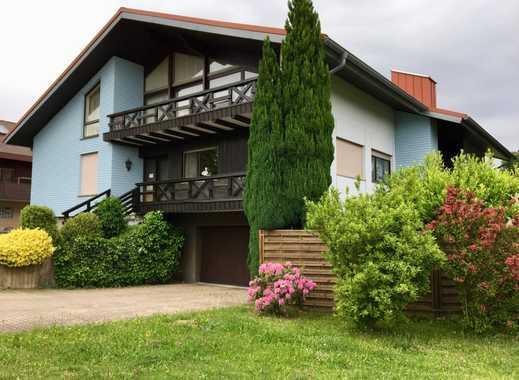 Ruhig gelegene 2-Zimmerwohnung mit großer Terrasse in Waldbrunn- Schollbrunn, Wasenweg 4
