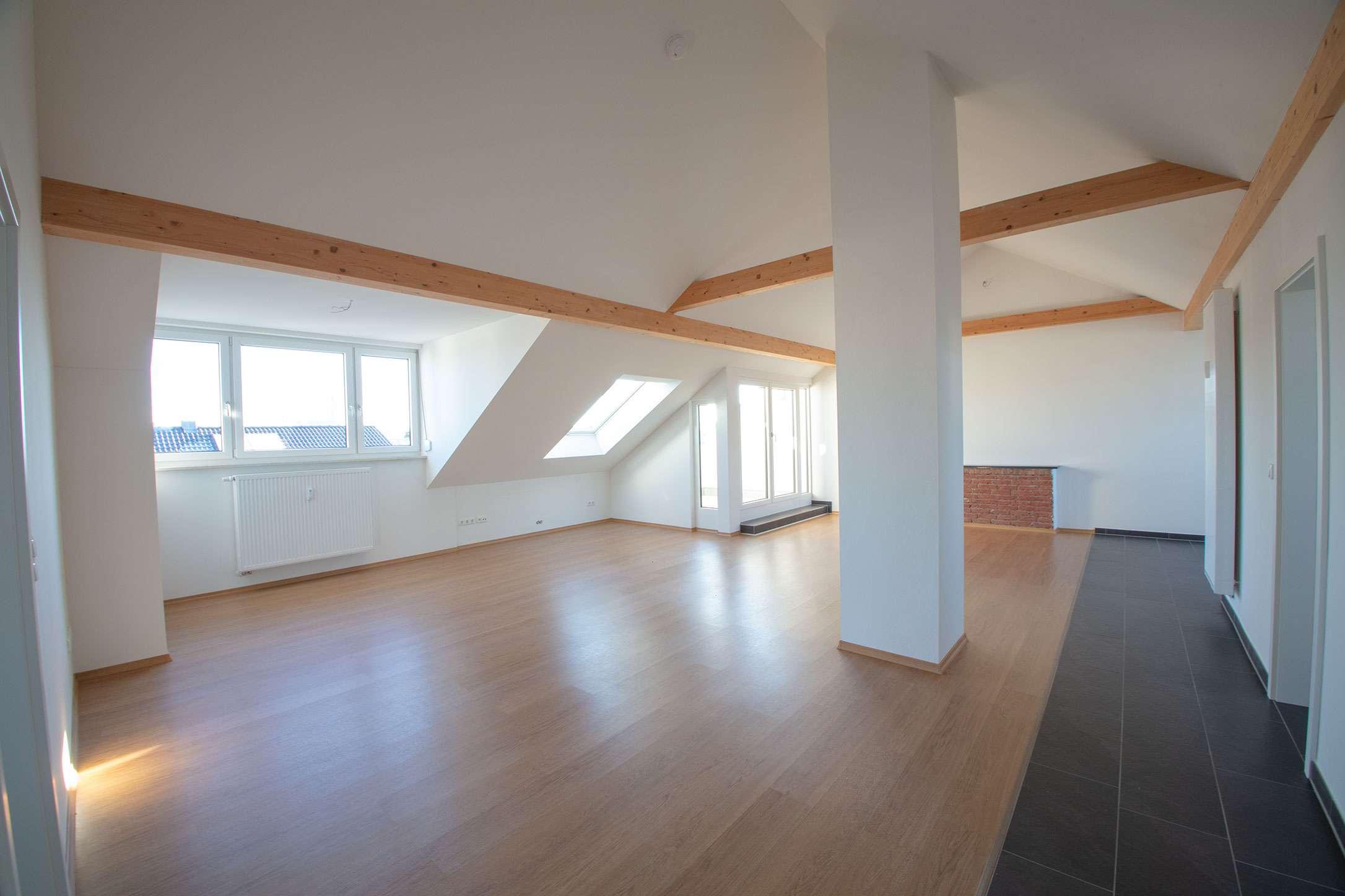 Hochmoderne 2,5-Zi. Studio-Wohnung in Kagers (Straubing)