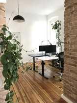 Großes Zimmer in schöner Bürogemeinschaft