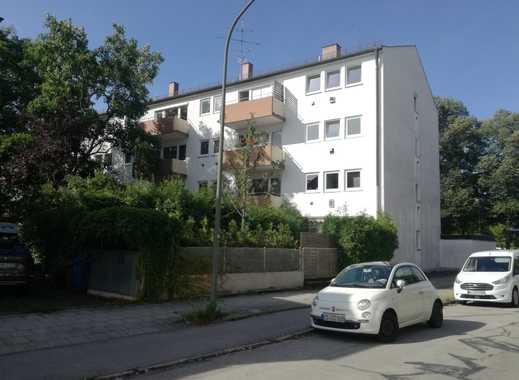 Bezugsfreies, ruhiges + helles Appartement, Nähe U-Bahn Westpark von privat