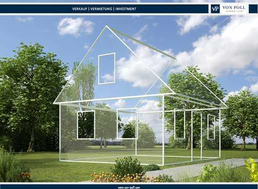 Schönes Grundstück mit Baugenehmigung in guter Wohnlage ---Käuferprovisionsfrei---
