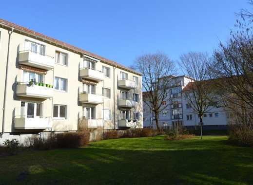 Gepflegte 3 Zimmer-Eigentumswohnung in Kirchhuchting!