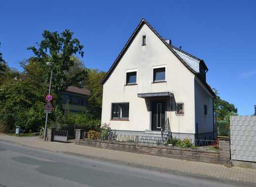 Freistehendes EFH mit Garage und traumhafter Gartenanlage in direkter Innenstadtlage von Langenfeld