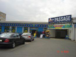 Eingang Passage