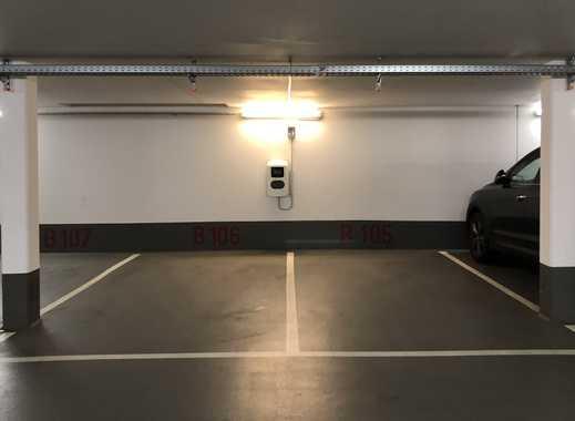 2 Garagenplätze TOP modern (Anschluss für Elektroauto)