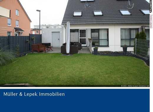 Traumhafte moderne Doppelhaushälfte in Worringen!