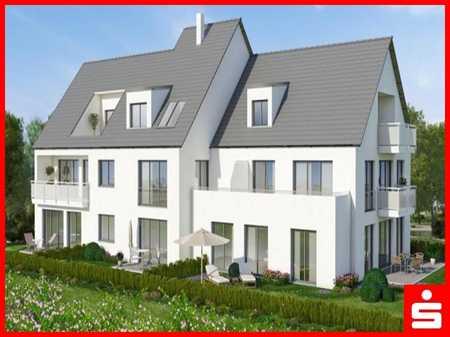 Schicke Erdgeschosswohnung mit zwei Zimmern in Ingolstadt Süd-West in Südwest (Ingolstadt)