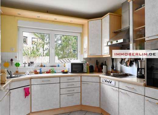 IMMOBERLIN: Familienfreundliche Doppelhaushälfte mit Südgarten