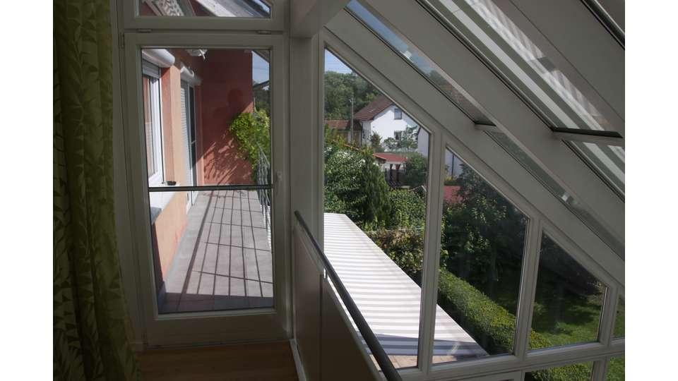 Wintergaten OG Balkon