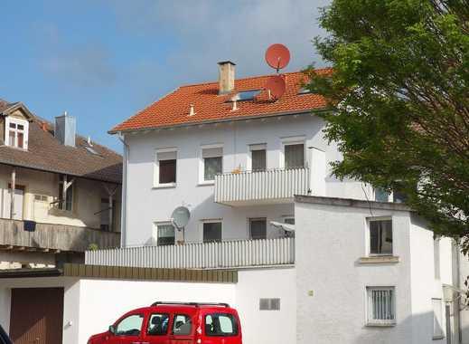 Waibstadt: Interessantes Mehrfamilienhaus mit kleiner Ladenfläche (# 5018-a)