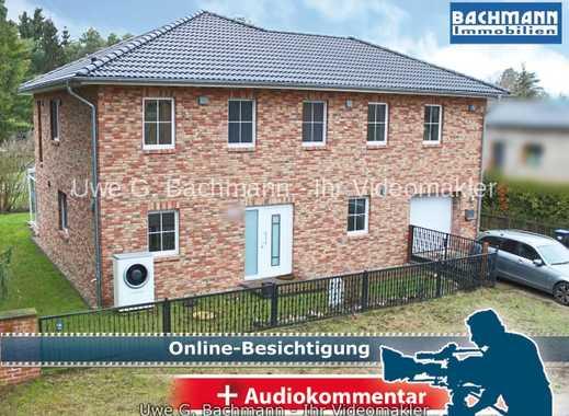Berlin-Mahlsdorf: Attraktives Architektenhaus mit 5 Zi., Garage und Wintergarten - UWE G. BACHMANN