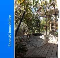 Grüne Idylle - Charmantes Wochenendhaus für