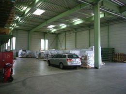 Halle mit ca 460 m²