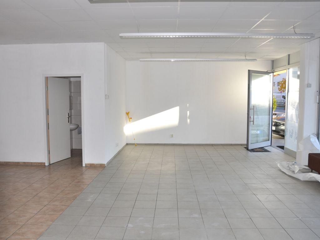Eingangsbereich Laden