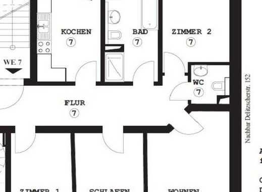 Zweitbezug nach Sanierung + Balkon + Parkett + Gäste-WC