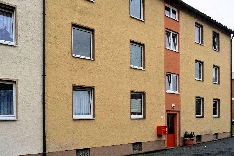 Modernisierte 3-Zimmer-Erdgeschosswohnung in ruhigem Wohngebiet