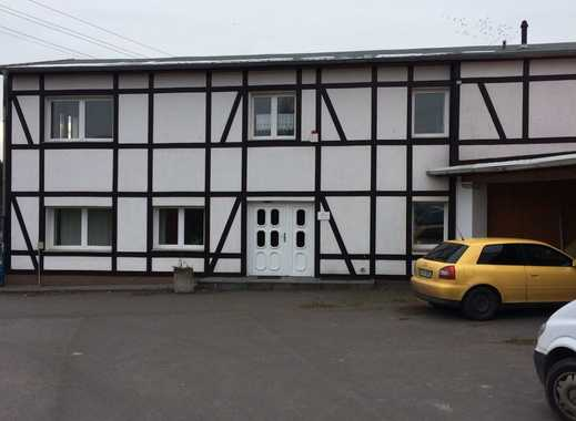 Büro mit LAGERHALLE PRODUKTIONSHALLE FREIFLÄCHE