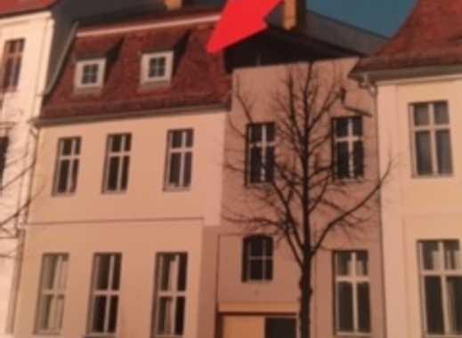Wohnen auf Zeit max. 6 Monate - teilmöbliert - 50 qm Dachterrasse mit 2-Raum Traumwohnung