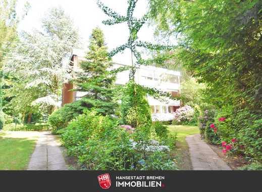 Schwachhausen / Kapitalanlage: Gepflegte 3-Zimmer-Wohnung in gefragter Lage