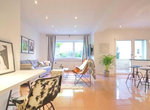 Highlight: Schicke und stilvolle Wohnung mit Internet und Balkon in zentraler Lage und dabei ruhig