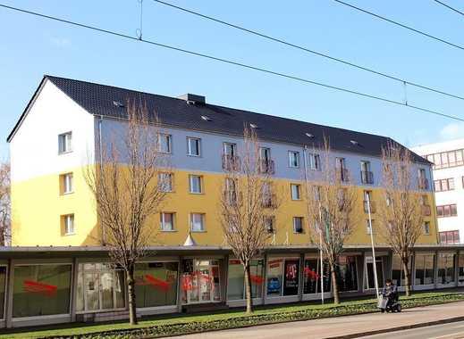 Ladenflächen in der Lüneburger Str. 25-26 a mit Straßenbahnanbindung vor der Tür