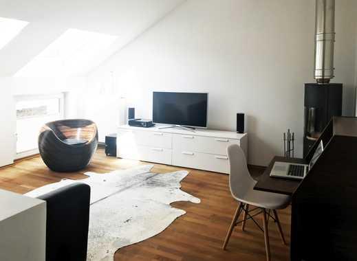 Exklusive voll ausgestattete Altbauwohnung