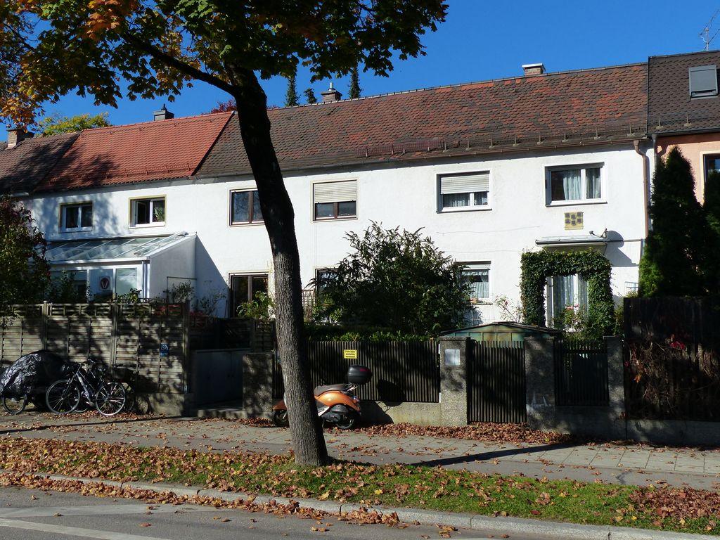 Architekt München Einfamilienhaus harlaching giesing vierspänner einfamilienhaus architekt max unglehrt
